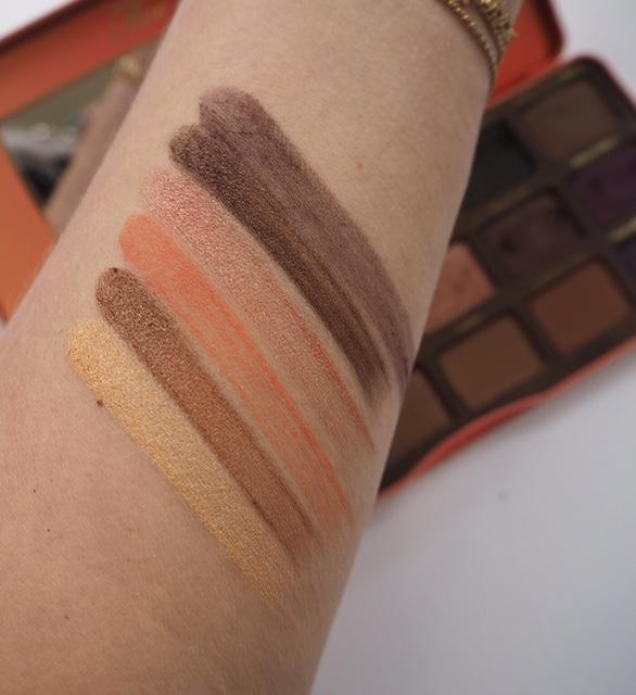 Too Faced Sweet Peach Palette