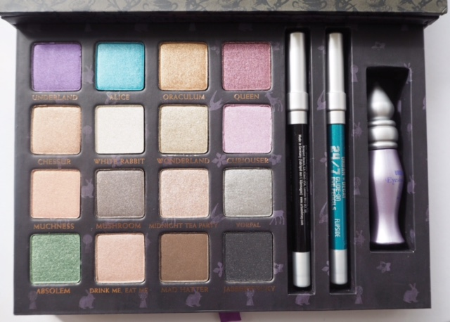 Urban Decay Alice In Wonderland Palette 1