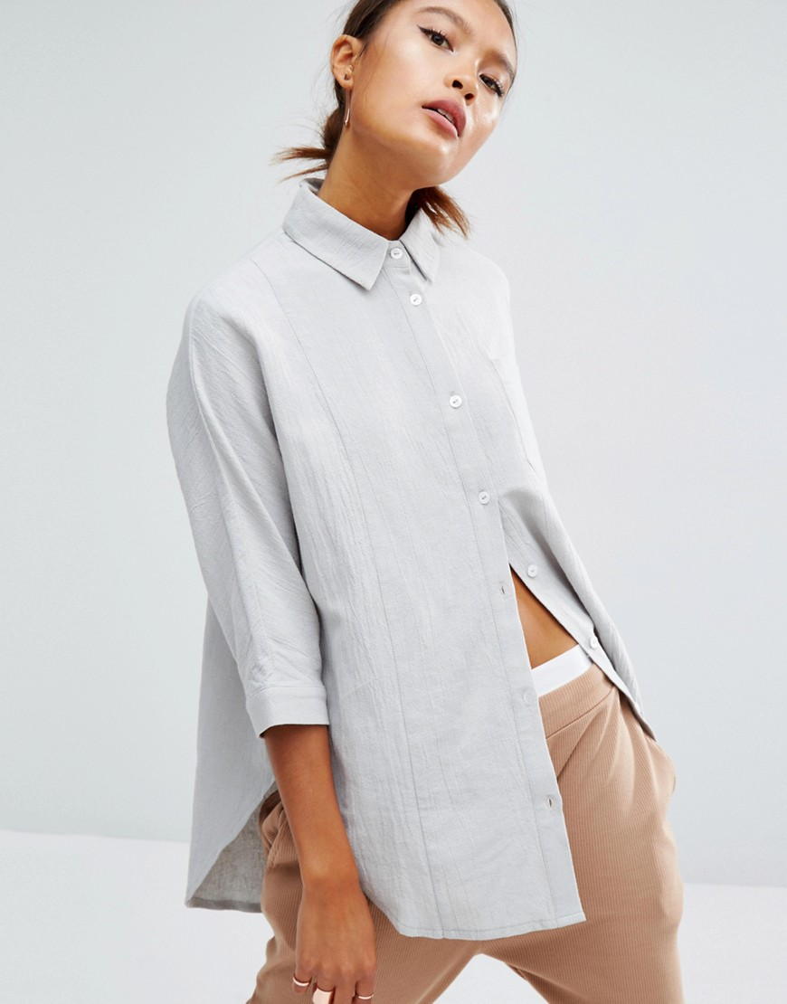 ASOS 3/4 Sleeve Shirt
