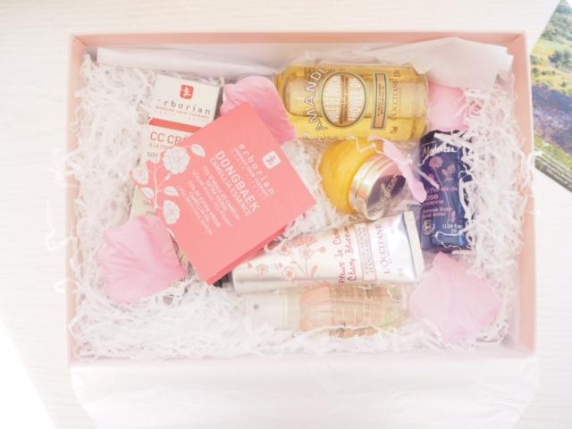 BBB L'Occitane Precious Petals Box
