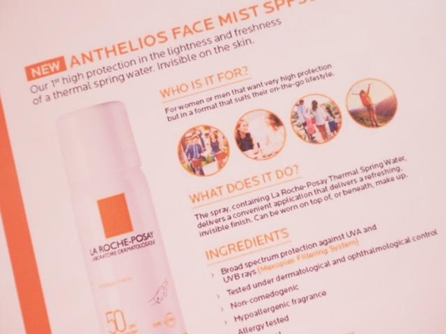 La Roche-Posay Anthelios Face Mist SPF50