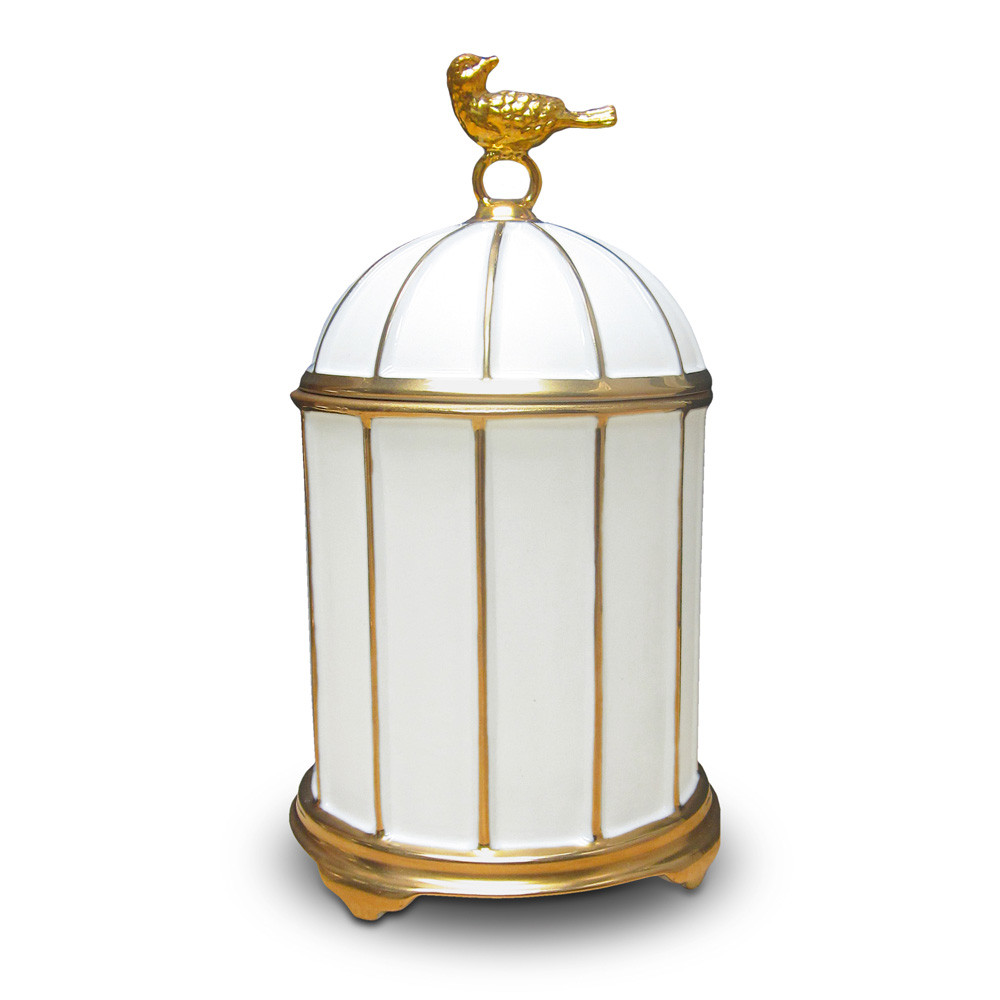 L'Objet Birdcage Candle