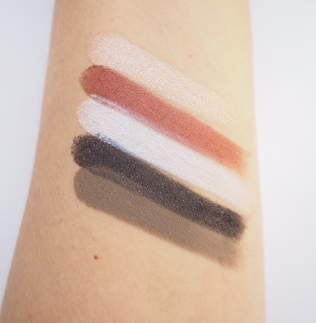 Urban Decay XX Vice Ltd Reloaded Swatches