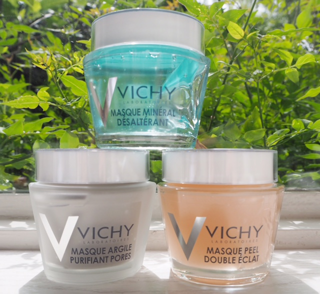 New Vichy Face Masks