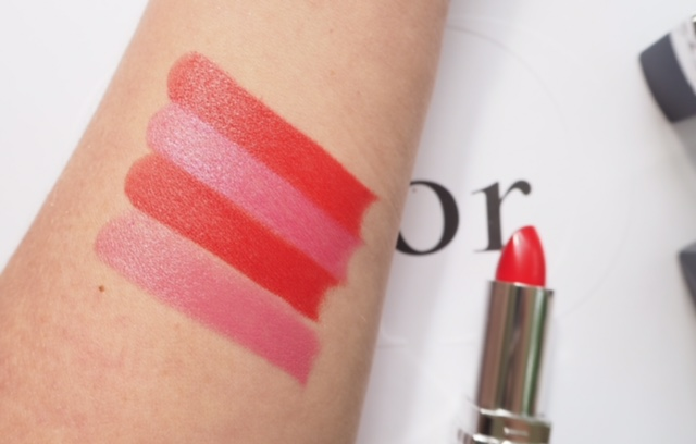 Dior Rouge New Formula