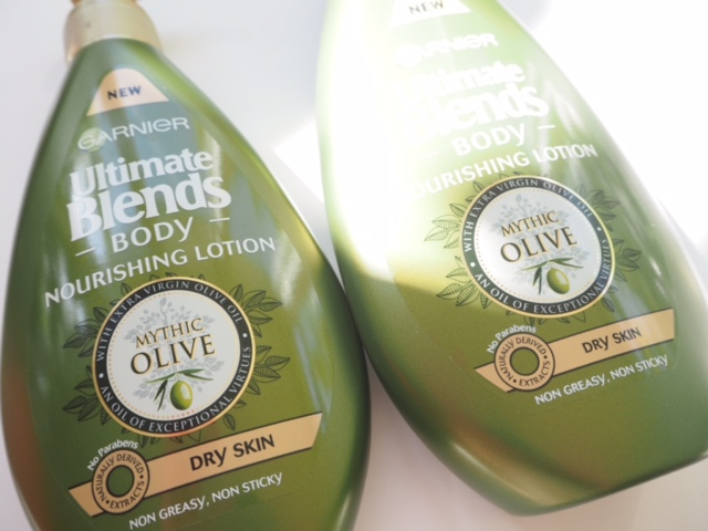 Garnier Ultimate Blends Mythic Olive