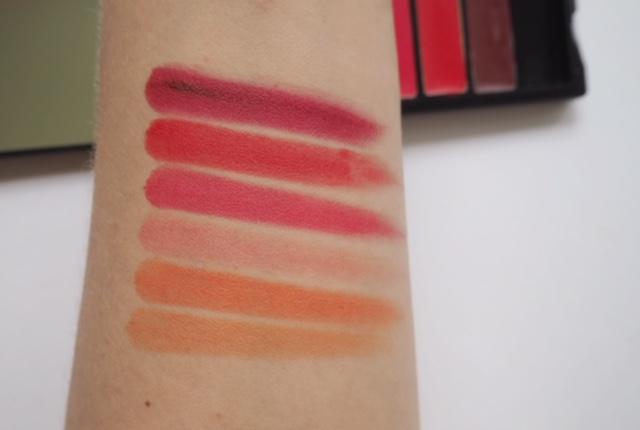 L'Oreal Paris La Palette Glam Lips