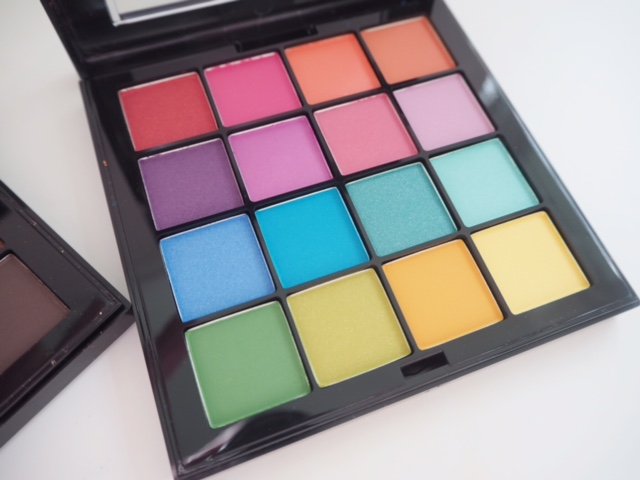 NYX Ultimate Shadow Palettes