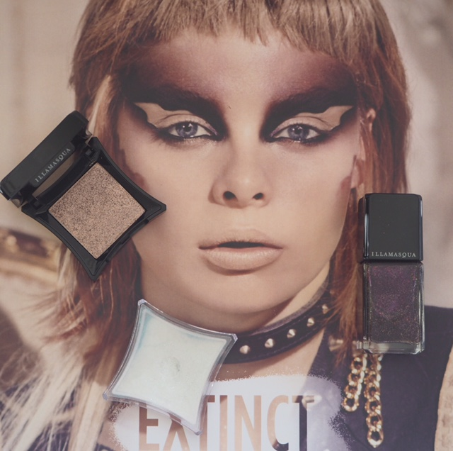 Illamasqua Extinct Collection