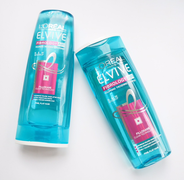 L'Oreal Elvive Fibrology Air