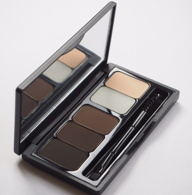 MUFE Pro Brow Sculpting Palette