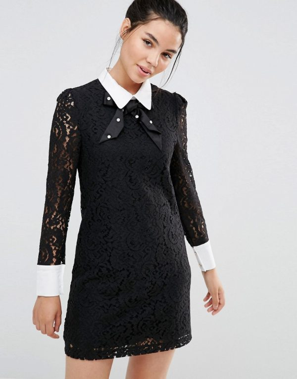 ASOS Sister Jane Lace Dress
