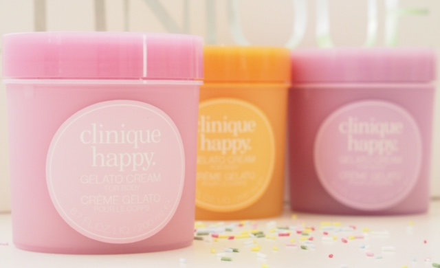 Clinique Happy Gelatos