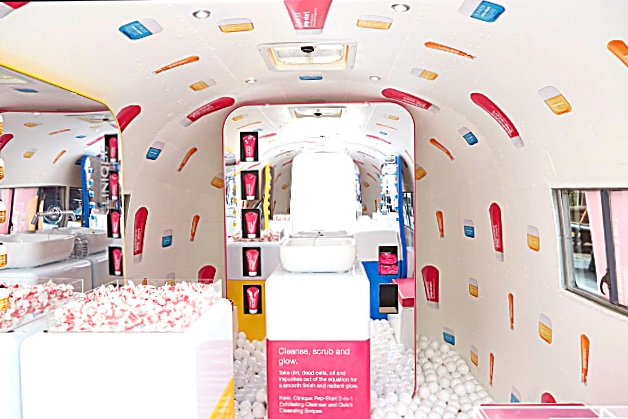 Clinique Pep-Start Takes A Road Trip #AD