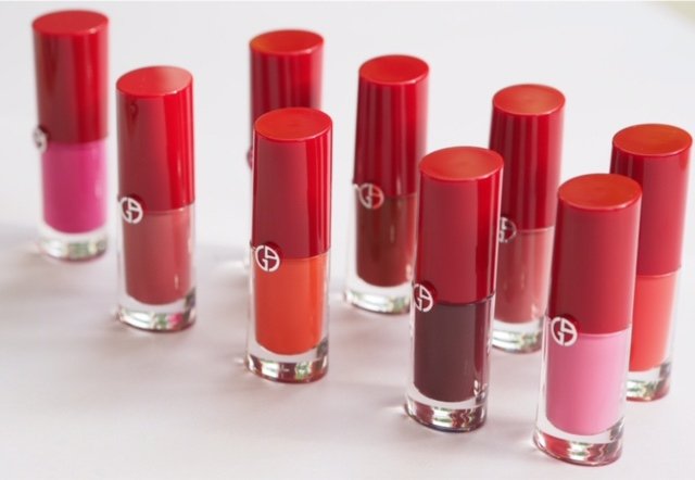 Giorgio Armani Lip Magnets