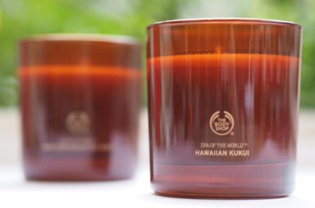 Hawaiian Kukui Candle