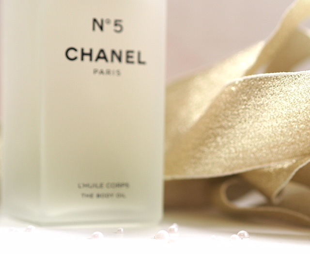 Chanel No.5 Body Oil