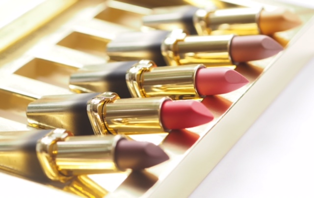 L'Oreal Paris Gold Obsession Lipsticks