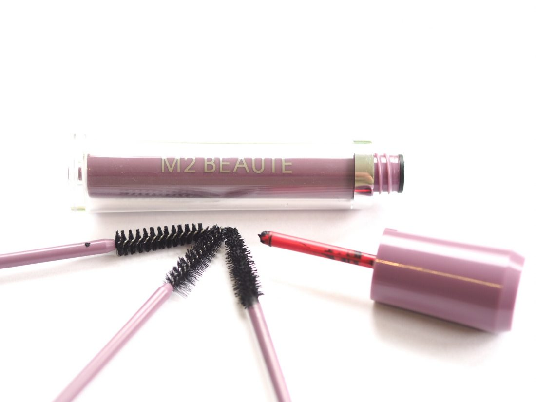 M2 Beaute Black Nano Mascara