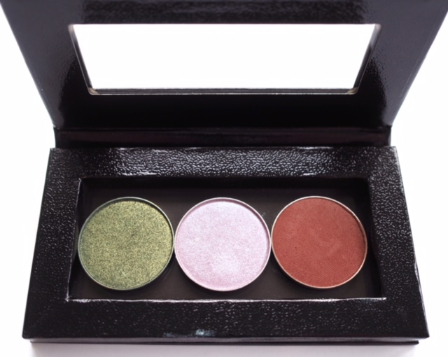 Makeup Geek Pressed Shadows