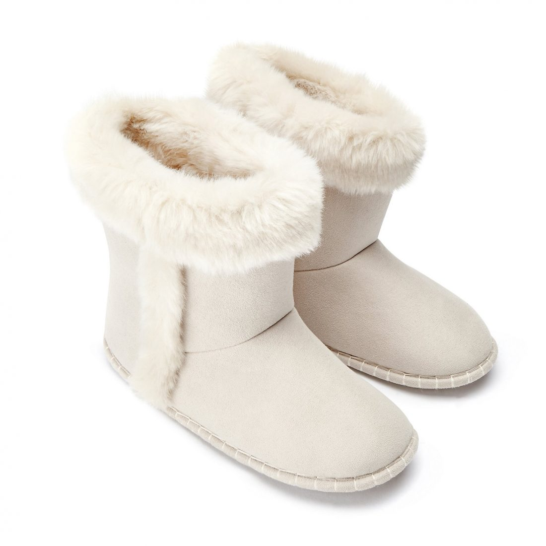 White Company Inuit Boots