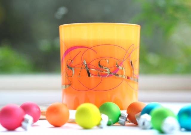 Amouage Sassy Scented Candle