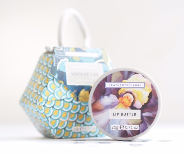 Heathcote & Ivory Handbag Lip Butter