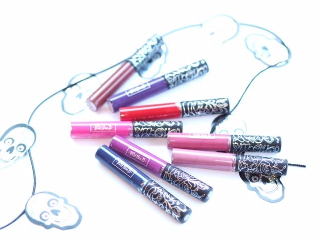 Kat Von D Everlasting Liquid Lipstick Set