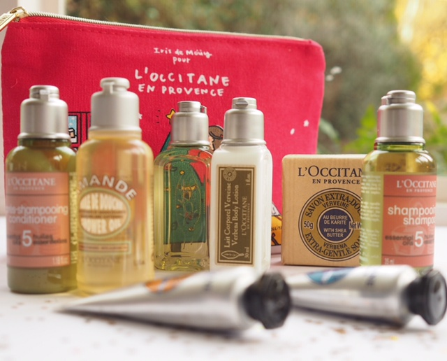 L'Occitane Head To Toe Set