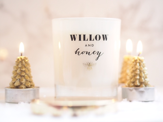 Willow & Honey Spiced Orange Candle