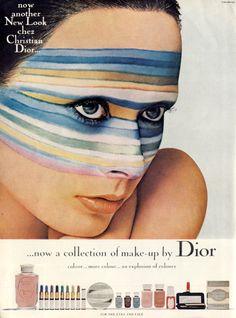 Vintage Dior Ad