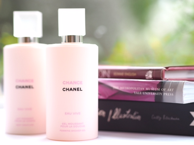 Chanel Chance Eau Vive Body Lotion