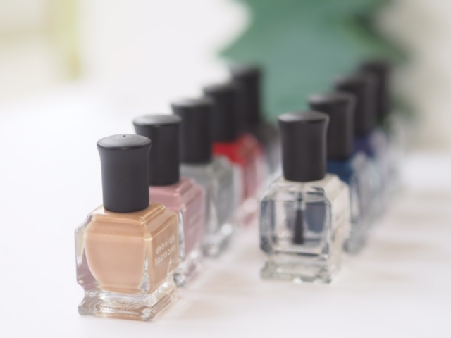 Deborah Lippmann Christmas Collection