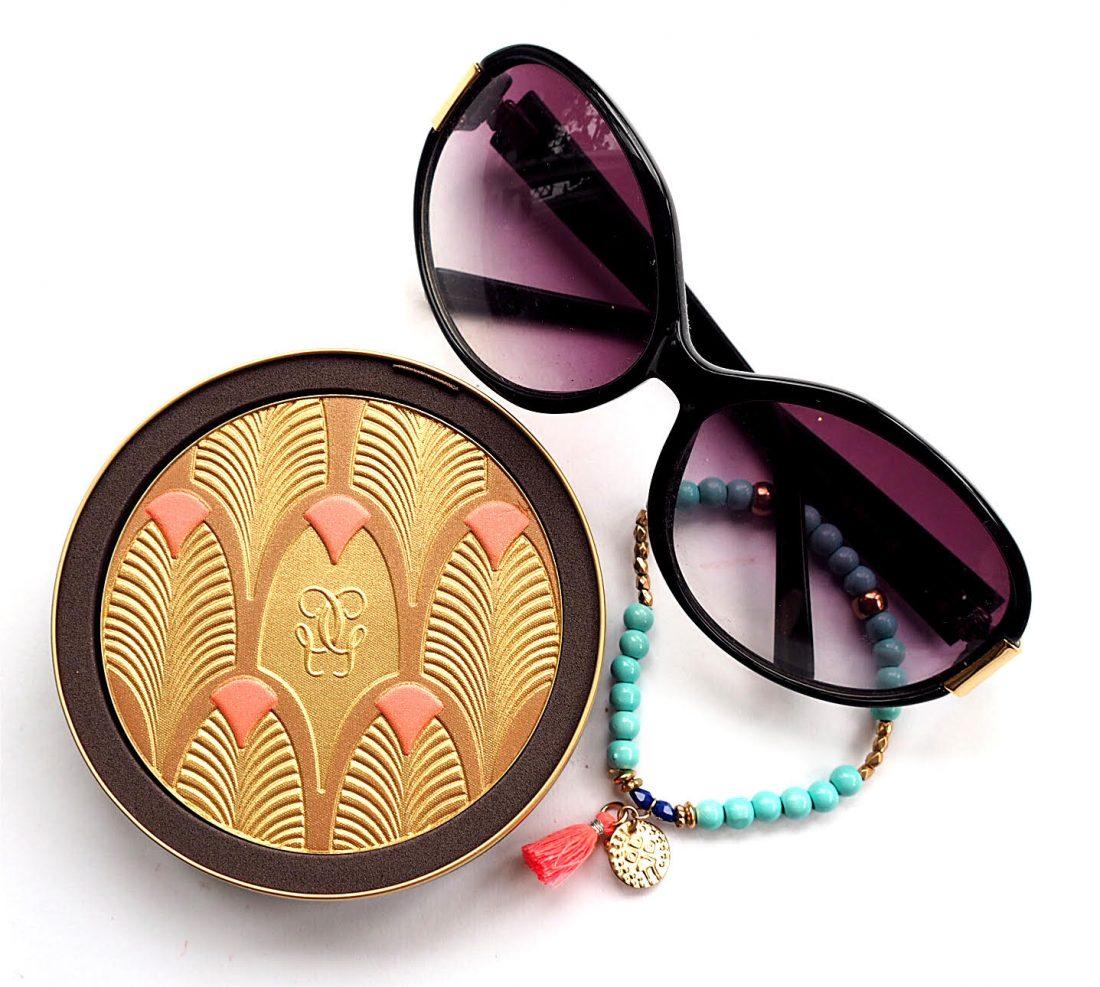 Guerlain Terracotta Chic Tropic | British Beauty Blogger