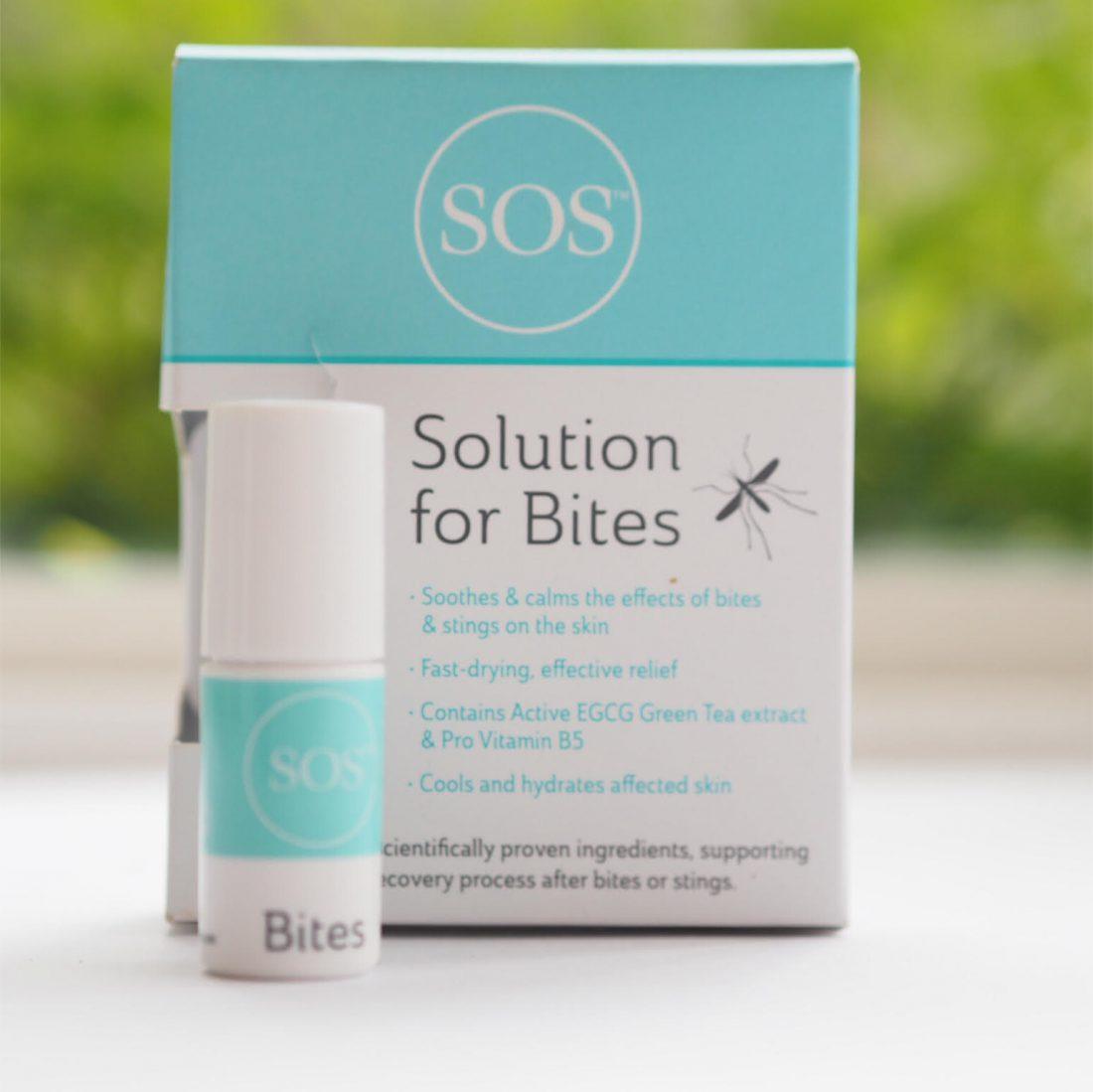 SOS Solution For Bites