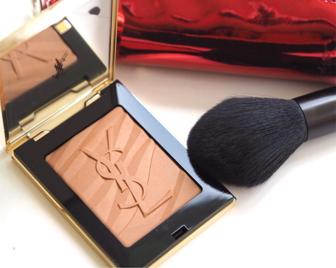 YSL Les Sahariennes Bronzing Stones Collector | British Beauty Blogger