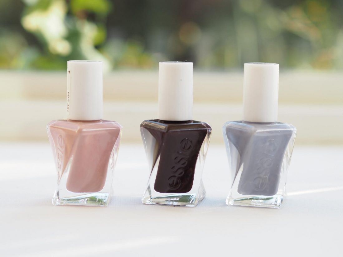 Essie Gel Couture Enchanted Collection | British Beauty Blogger