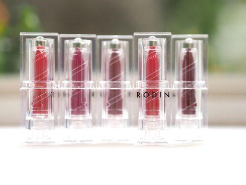 RODIN Olio Lusso Luxury Lipsticks