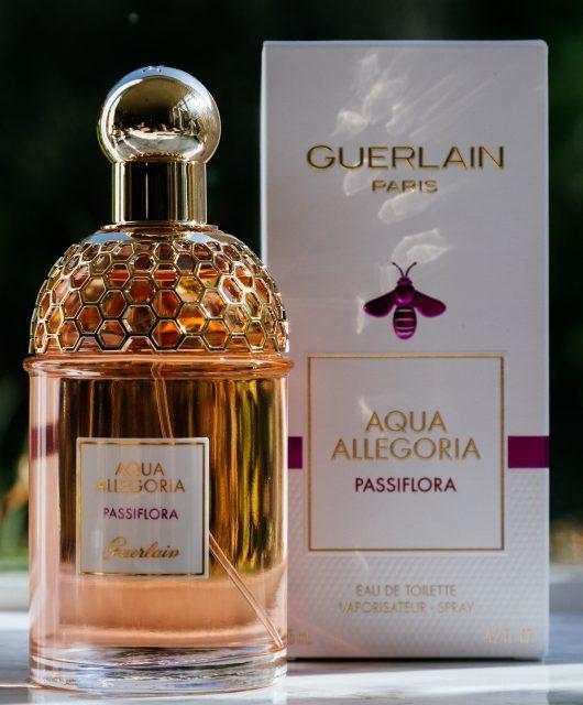 Guerlain Aqua Allegoria Passiflora British Beauty Blogger