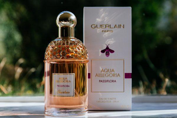 Guerlain Allegoria Blogger Beauty PassifloraBritish Aqua 4Lj5R3A