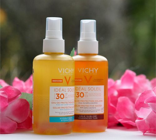 Vichy Ideal Soleil Solar Protective Water