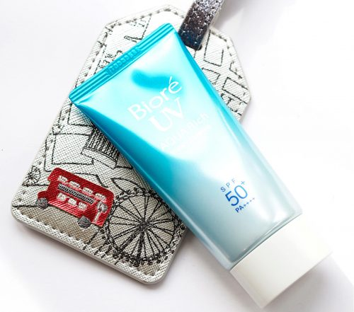 Biore UV Aqua Rich Watery Essence SPF50