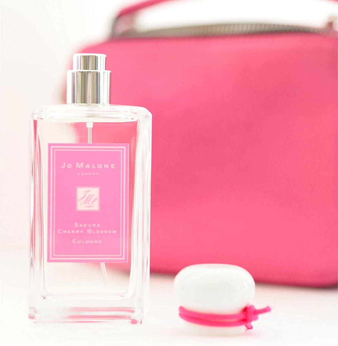 Jo Malone Sakura Cherry Blossom British Beauty Blogger Nashi