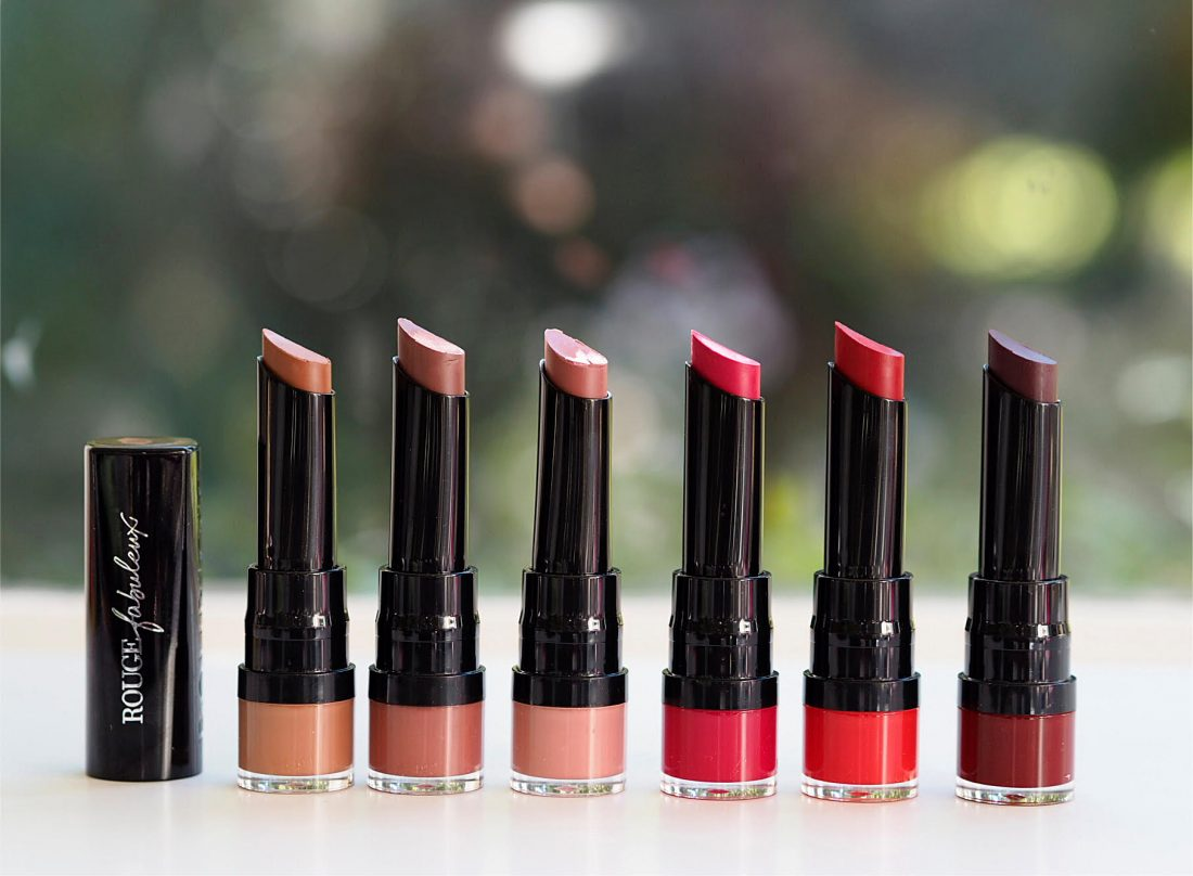 Bourjois Rouge Fabuleux British Beauty Blogger