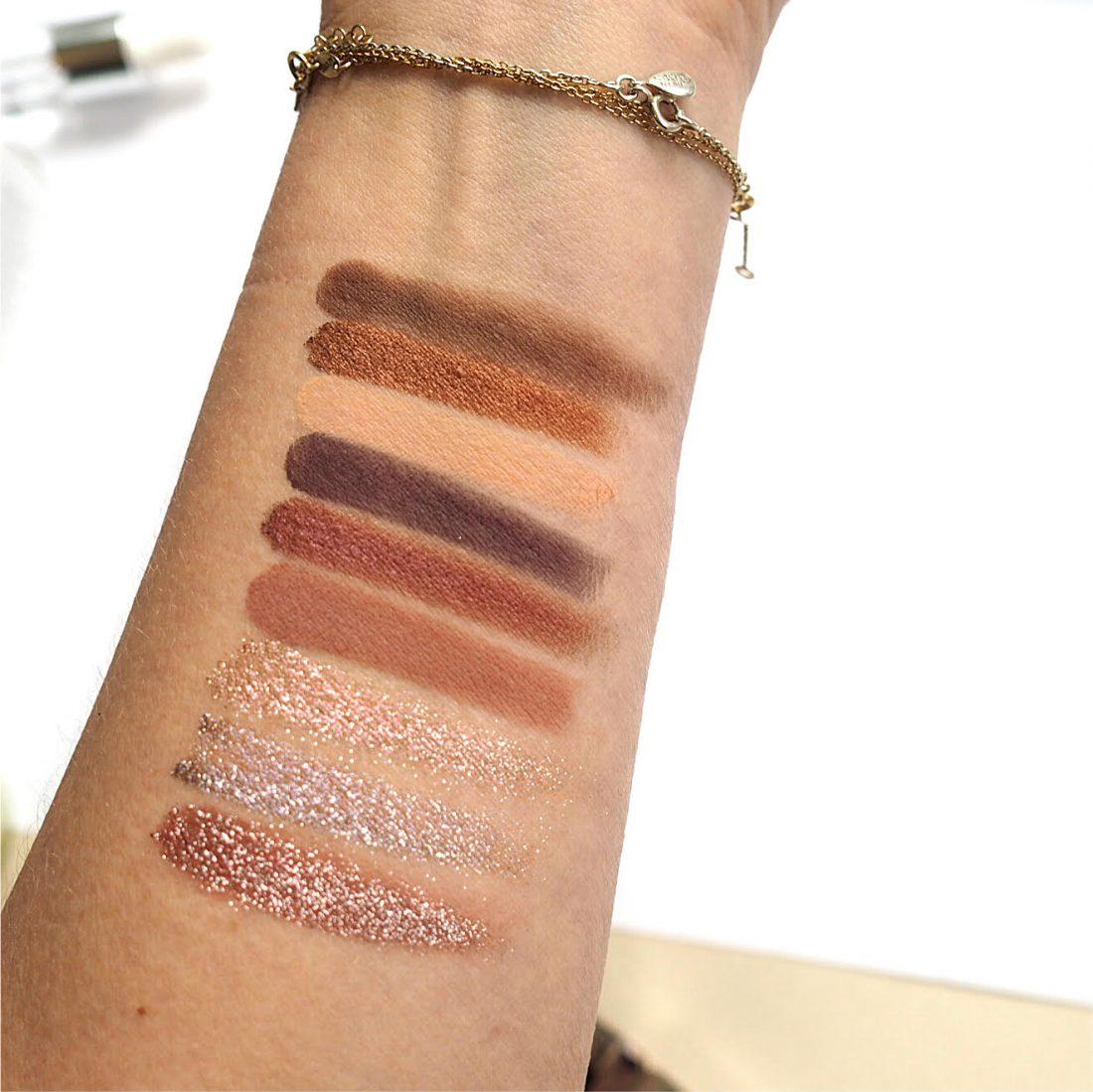 Ciate Glitter Storm Palette British Beauty Blogger