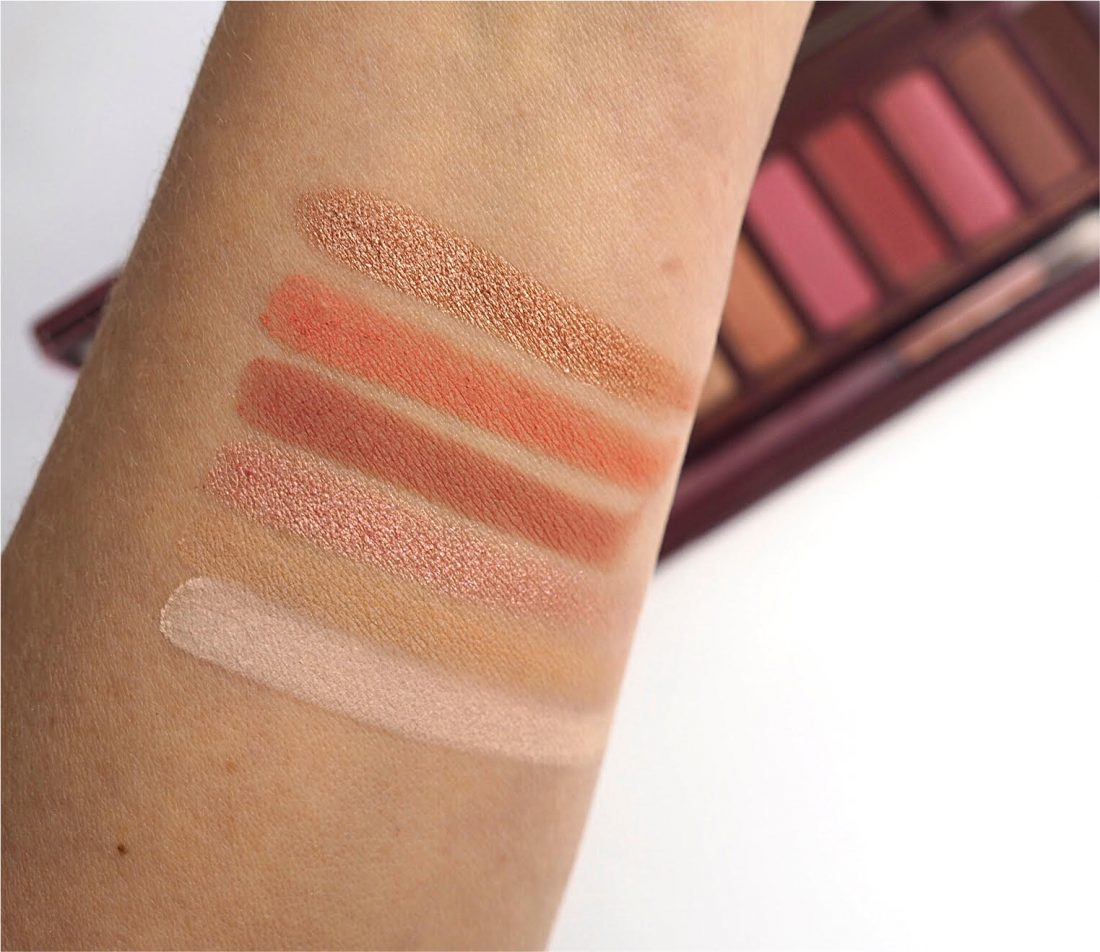 Urban Decay Naked Cherry Palette  British Beauty Blogger-4450