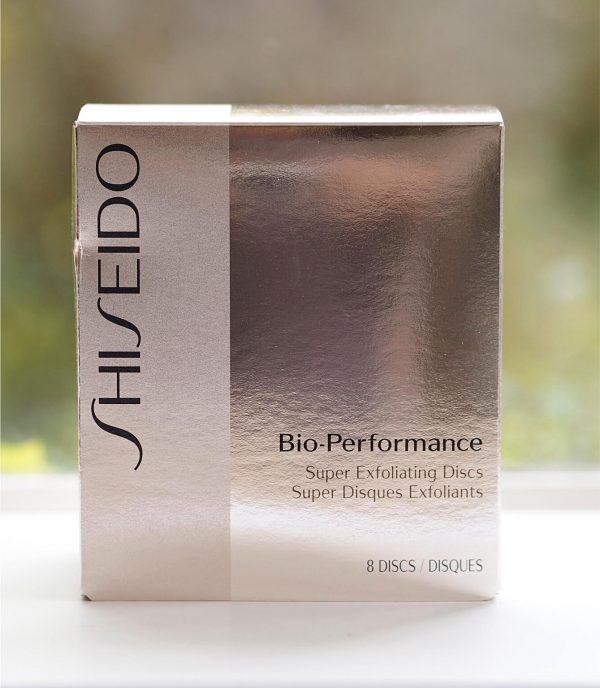 Shiseido Bio Performance Super Exfoliating Discs