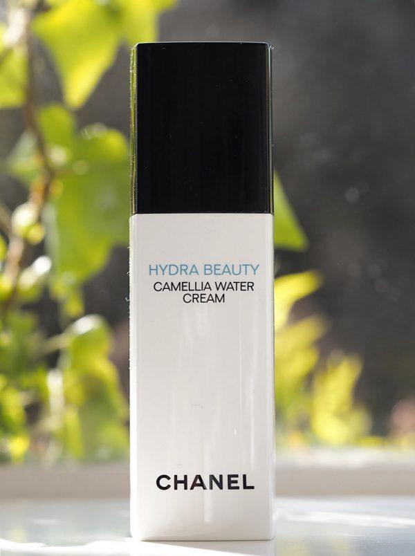 Afbeeldingsresultaat voor chanel camellia water cream