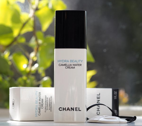 Chanel Hydra Beauty Camellia Water Cream British Beauty Blogger