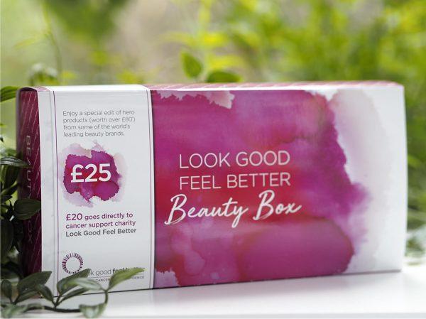 Look Good Feel Better Beauty Box